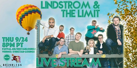 NVCS presents LINDSTROM & THE LIMIT (live stream) tickets