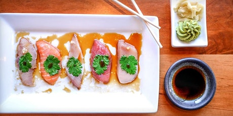 Sushi Night - Networking Event tickets