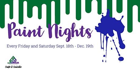 Paint Nights tickets