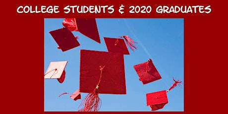 Career Event for INST OF AMERICAN INDIAN&ALASKA Students & 2020 Graduates tickets