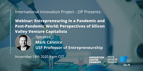 Webinar: Entrepreneuring in a Pandemic and Post-Pandemic World Tickets