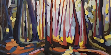 Paint a Forest Scene with Michelle Reid tickets