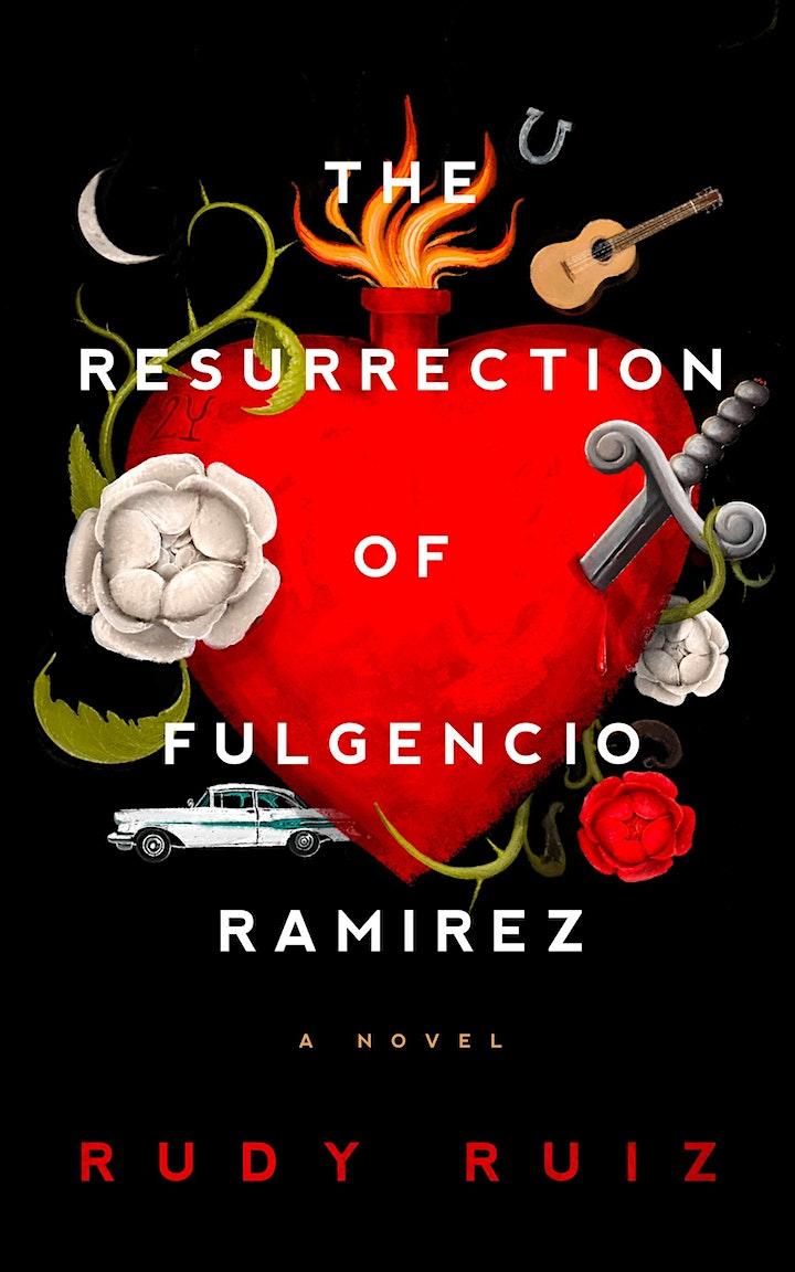 Virtual Launch Party: The Resurrection of Fulgencio Ramirez image