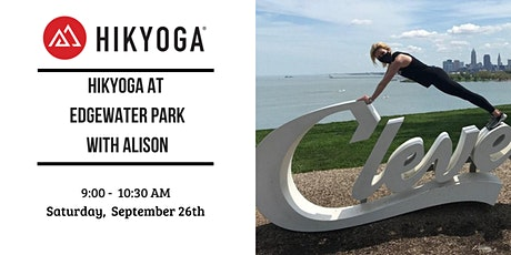 Hikyoga at Edgewater Park with Alison tickets