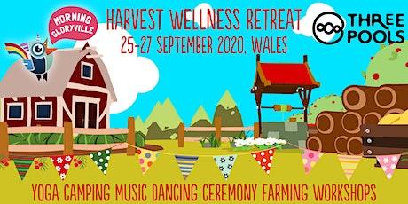 Morning Gloryville Harvest Wellness Retreat tickets