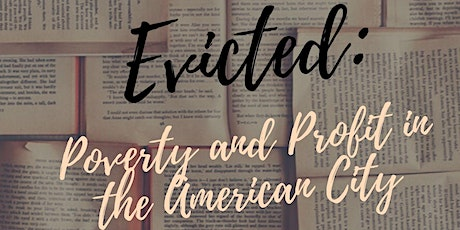 Diversity Book Club - Evicted: Poverty & Profit in the American City tickets