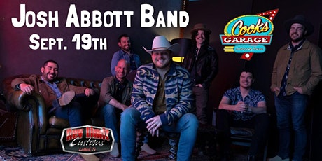 Josh Abbott Band tickets