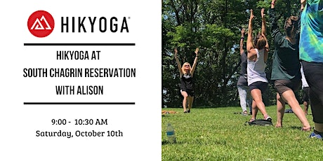 Hikyoga at South Chagrin Reservation with Alison tickets