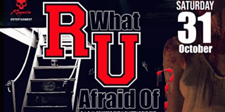 What RU Afraid Of? tickets