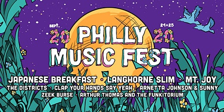 Philly Music Fest 2020, Night 1: LIVEstream from Ardmore Music Hall tickets