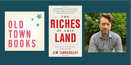 October True Story! Book Club: The Riches of This Land tickets