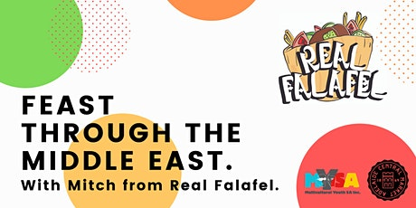 Feast through the Middle East tickets