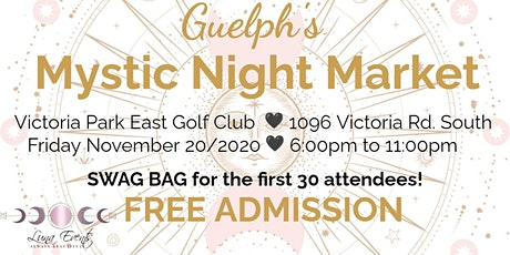 Guelph's Mystic Night Market tickets