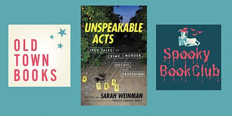 Inaugural Spooky Book Club! - These Unspeakable Acts tickets