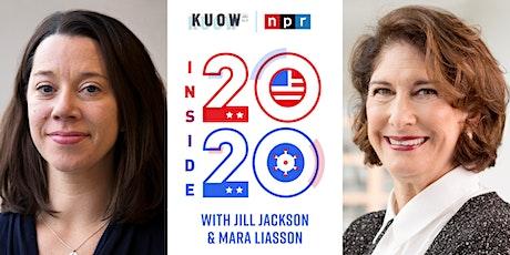 Inside 2020 with NPR's Mara Liasson tickets