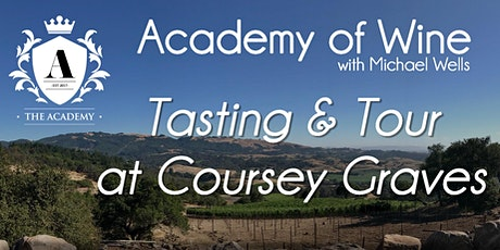Academy of Wine: Coursey Graves Tasting & Tour tickets