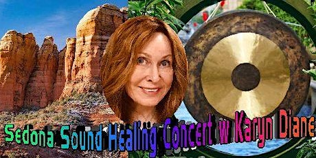 Sound Bath Gong & Crystal Bowl Concert with Karyn Diane tickets