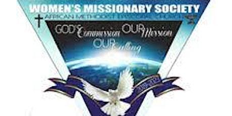 Atlanta North Georgia Conference Women's Missionary Society Meeting tickets