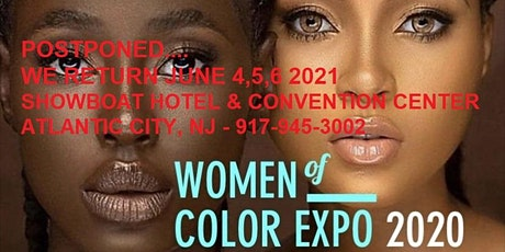 Women of Color Expo 2020 tickets