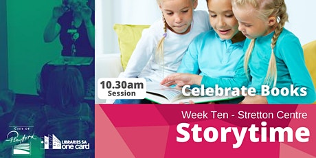 Storytime: Week Ten- 10.30am tickets