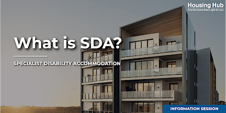 What is SDA?  | Information Session tickets