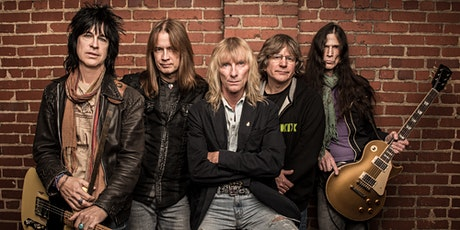 KIX - Live in the Vault tickets