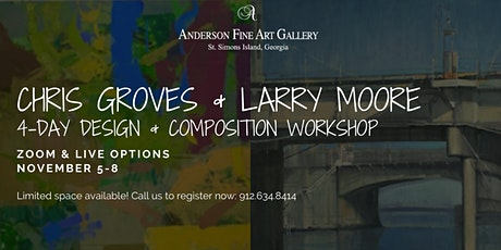 Chris Groves & Larry Moore 4-Day Design & Composition Workshop tickets