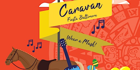 Caravan Fiesta Baltimore tickets
