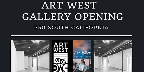 ART WEST GALLERY GRAND OPENING CELEBRATION tickets