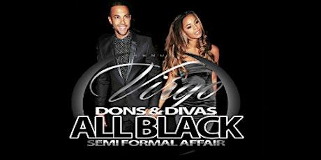 ALL BLACK SEMI FORMAL AFFAIR tickets