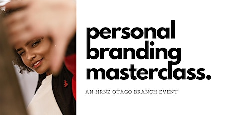 OTAGO BRANCH: A Masterclass in Personal Branding tickets