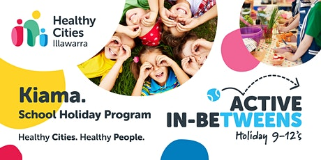 Active In-Betweens Kiama - School Holiday Program tickets