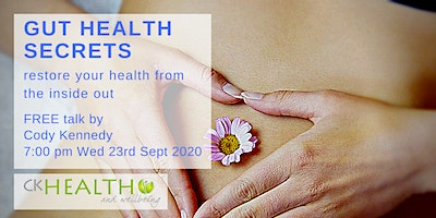 Gut Health – reduce bloating, IBS and restore your gut
