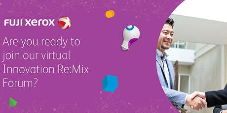 Innovation Re:Mix Forum: Work Reimagined 2020 | 25 September tickets