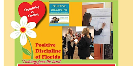 Positive Discipline Parenting for Children with Special Needs tickets