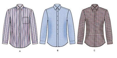 Grow Your Sew - Classic Man's Shirt tickets