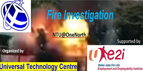 Fire Investigation Course by Dr George YU tickets