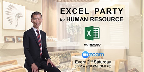 EXCEL PARTY for HR tickets