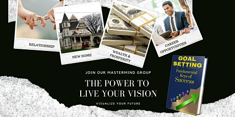 The Power to Live Your Vision - Goals to Success tickets