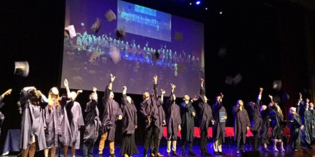 DE  Graduation Ceremony 2020 tickets