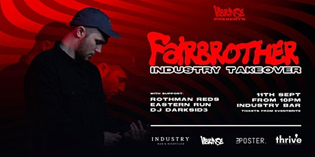 Fairbrother Industry Takeover (Nelson) tickets