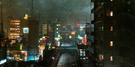 """The Night Gallery: """"Shotengai,"""" Michael Yoshimura tickets"""
