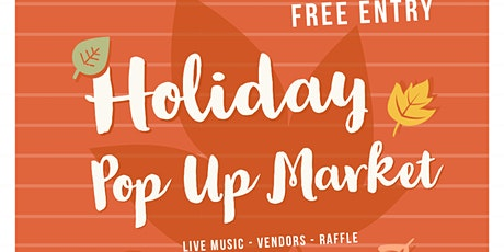 Holiday Pop Up Market tickets