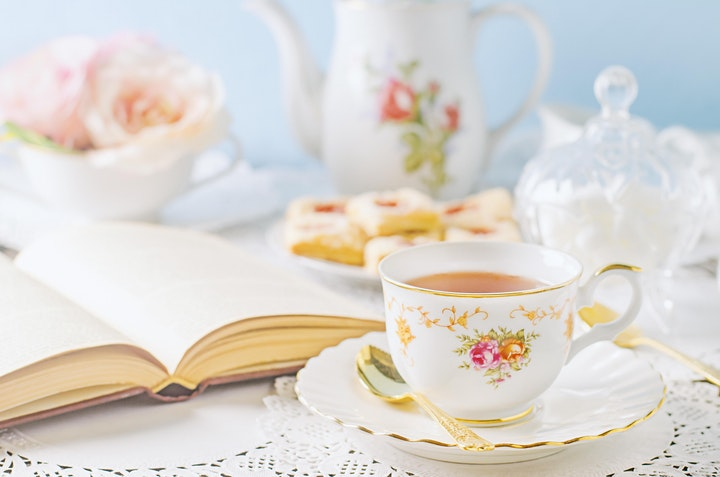 Women's Morning Tea (Becoming More Sophisticated in our Sinfulness) image