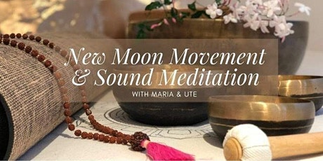 New Moon Movement and Sound Meditation tickets