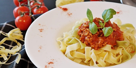Taste Of Italy with Homemade Pasta – Cooking Class tickets