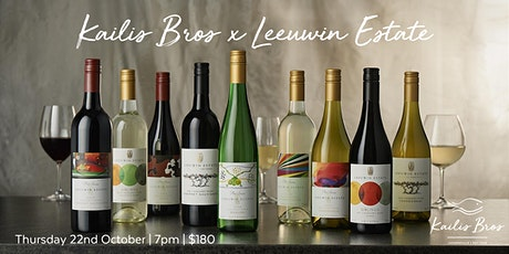 Kailis Bros x Leeuwin Estate Wine Dinner tickets