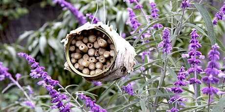 Children's Week - Bee a Pollinator - make a bee hotel tickets