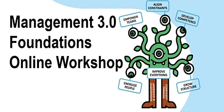 Management 3.0 Foundations Online Workshop tickets