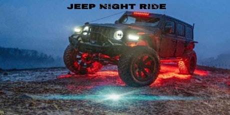VSM Charity Jeep Night Ride tickets
